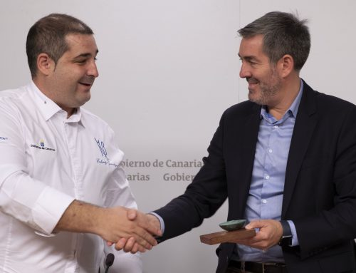 The Traveling Chef at La Sexta and Televisión Canaria from November 9